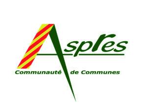 Logo Communauté de Communes des Aspres
