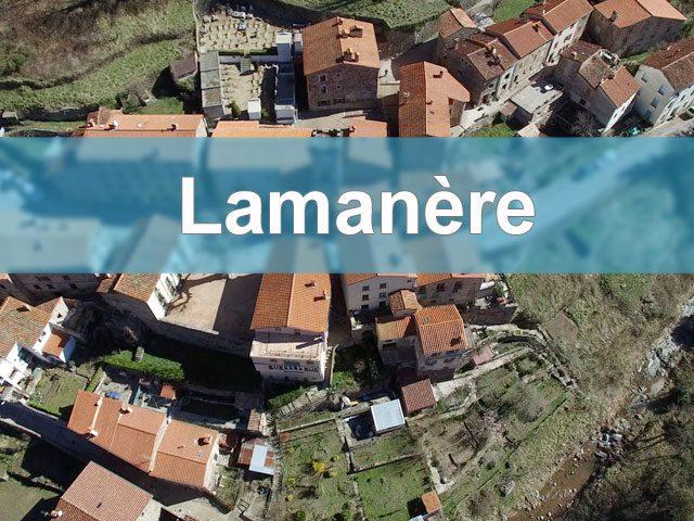 Ramassage estivale des ordures ménagères – Lamanère