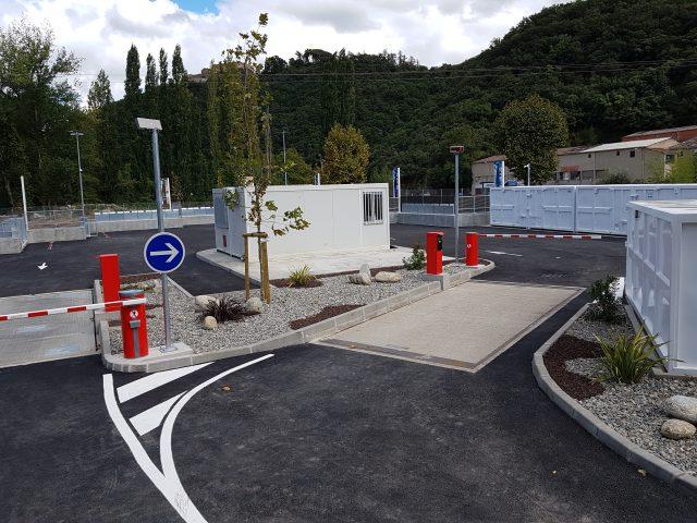 Déchèterie Arles-sur-Tech