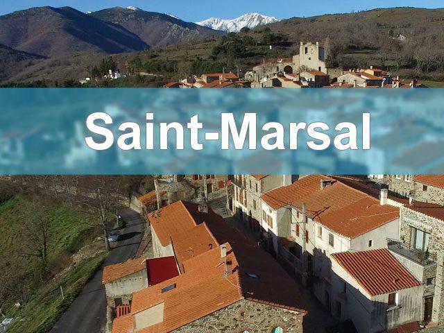 Ramassage des ordures ménagères – Saint-Marsal