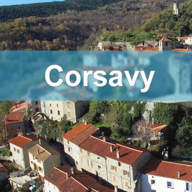 Ramassage estivale des ordures ménagères – Corsavy