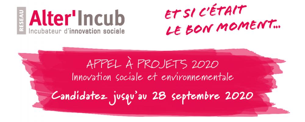 Appel à Projet ALTER'INCUB Occitanie Méditerranée