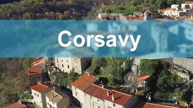 Ramassage des ordures ménagères – Corsavy